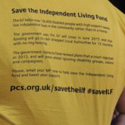 Independent Living: a position statement from the Independent Living Strategy Group