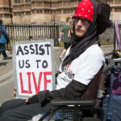 Support Disabled people to live NOT die!