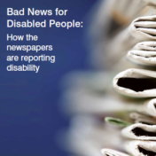 Bad news for Disabled people