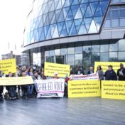 Disabled People's Challenge to the next Mayor of London