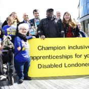 Launch of the Disabled Londoners' Manifesto for the next Mayor