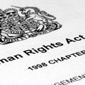 Civil society groups submit evidence on defending and enforcing human rights in the UK