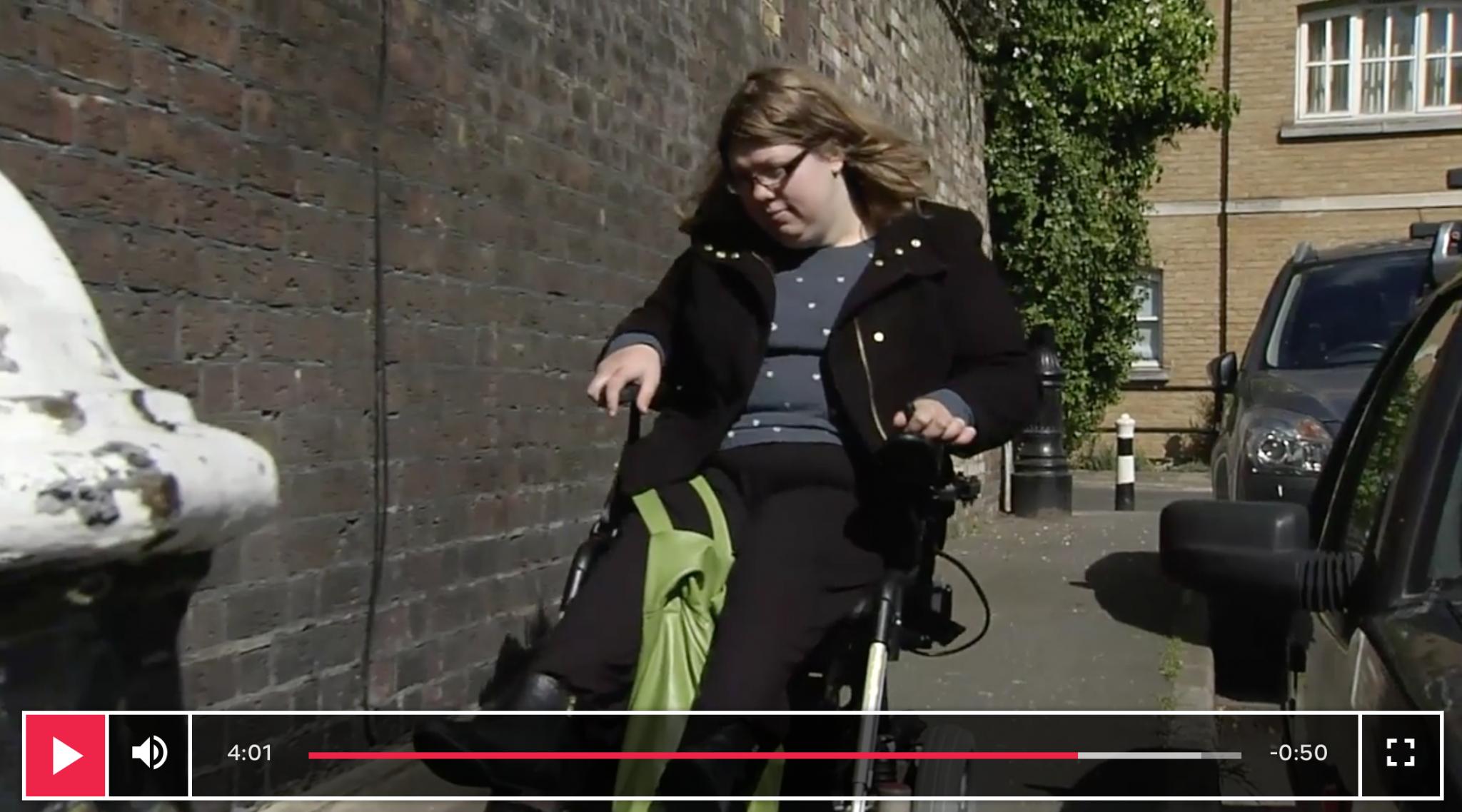 Zara Todd on Channel 4 News