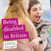 EHRC Report: Being Disabled in Britain