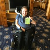 Taking Disabled people's rights to Amnesty International in Rome – guest post