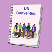 Easy Read Information Paper: Article 19 of the UN Convention on the Rights of Persons with Disabilities