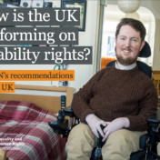 The UN's recommendations for the UK – Plain English and other accessible versions
