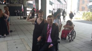 Outside the Global Disability Summit
