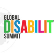 Statement on UK government hosting global disability summit