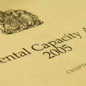 Inclusion London's report: Mental Capacity And Our Human Rights