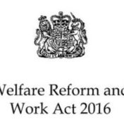 Welfare Reform and Work Act 2016 – 3 years on assessing the impact