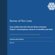 Stories of Our Lives – Chronic Illness Inclusion Project
