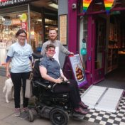 Inclusion London intervenes in legal case about access to justice for Disabled People