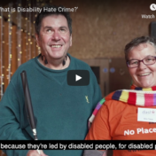 What is Disability Hate Crime?