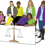 Justice for people affected by mental health law