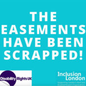 Campaign to end the Care Act easements wins!